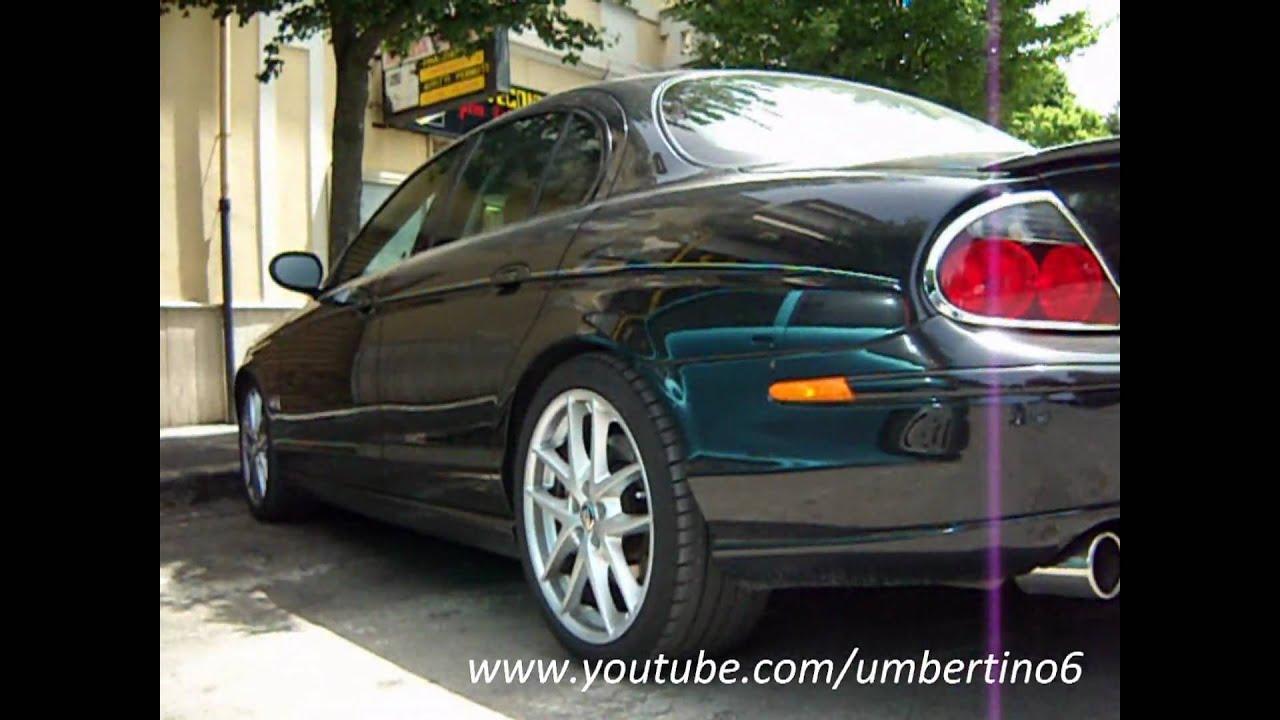Rare Jaguar S Type R Arden Youtube