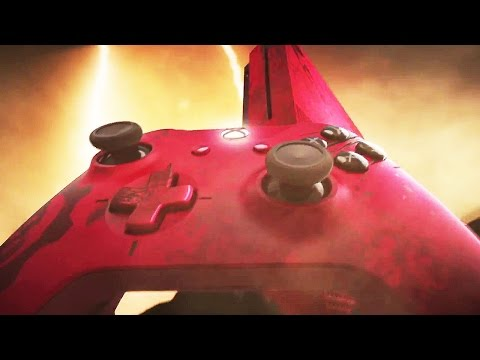 Console XBOX ONE S Gears of War 4 [Édition Limitée]