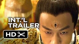 Download The Monkey King Official International Trailer #1 (2014) - Donnie Yen Fantasy Movie HD 3Gp Mp4