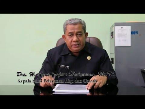Video info haji kota bandung