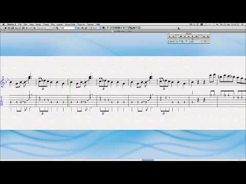 Larry Coryell, Paulo Morello&Helmut Kagerer Guitar Solo Transcription
