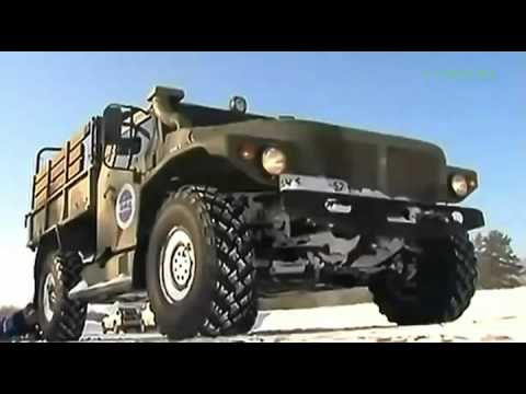 2016 - New Russian armoured vehicle VPK-3927 Volk * ВПК-3927 Волк - Demonstration