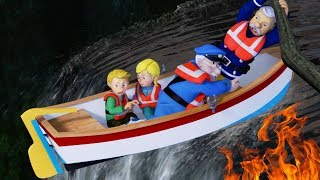 Fireman Sam New Episodes | Trouble Waters - NEW Rescues Season 9! 🚒 🔥 Cartoons for Children