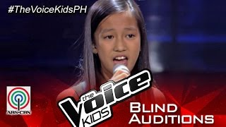 "The Voice Kids Philippines 2015 Blind Audition: ""Tattooed Heart"" by Jolianne"