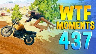 PUBG Daily Funny WTF Moments Highlights Ep 437