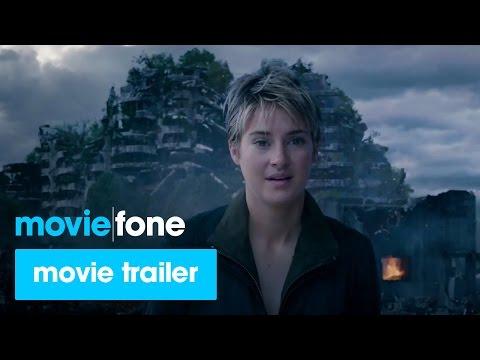 'Insurgent' Trailer (2015): Shailene Woodley, Theo James