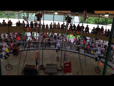 CLARKS TRADING POST - CHINESE CIRCUS AND ACROBATS