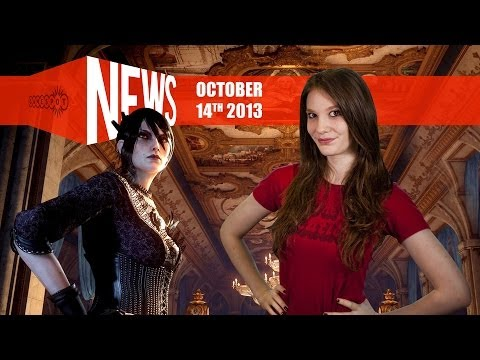 Gs News - Online Gamers Prefer Xbox 360, Da: Inquisition Has tasteful, Mature Sex Scenes video