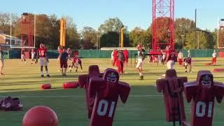 Alabama LBs Christian Miller, Terrell Lewis return to practice