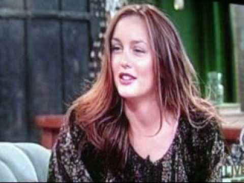 Leighton Meester on Alexa Chung Part 1