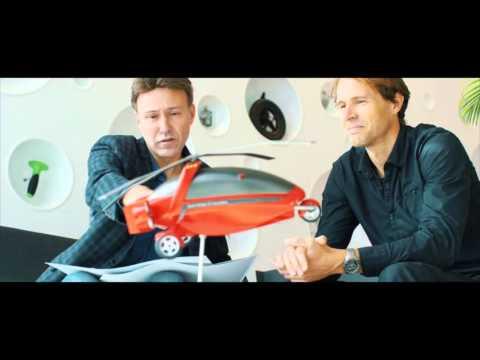Stadshavens Rotterdam presents the Rotterdam Innovation District summary
