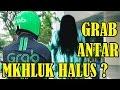Rekaman Supir Grab Antar MAKHLUK HALUS !! Ke KUBURAN (REACTION)