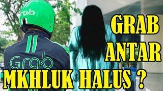 Rekaman Supir Grab Antar MAKHLUK HALUS !! Ke KUBURAN (REACTION)  from JUST IMAGINATION
