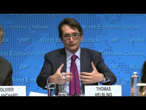 WorldLeadersTV:  IMF: 2013 WORLD ECONOMIC OUTLOOK: SLOWER GROWTH THAN EXPECTED