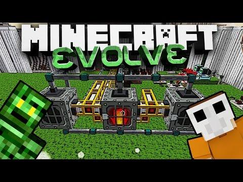WEG MIT DEM COBBLE - Minecraft Evolve Ep.125 - auf gamiano.de