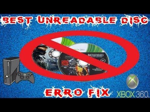 Best Unreadable disc error FIX