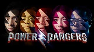 POWER RANGERS PARODY Official Trailer
