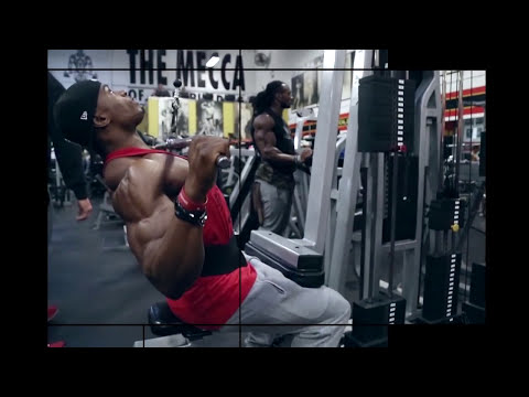Simeon Panda - Lions Pride (Bodybuilding Motivation)