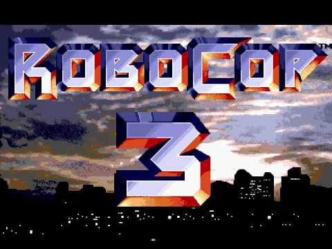 Robocop 3 Mega Drive Title Music