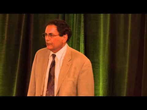 Dr. Robert McDonald at the Cure To Cancer Summit 2014 - 4 of 4