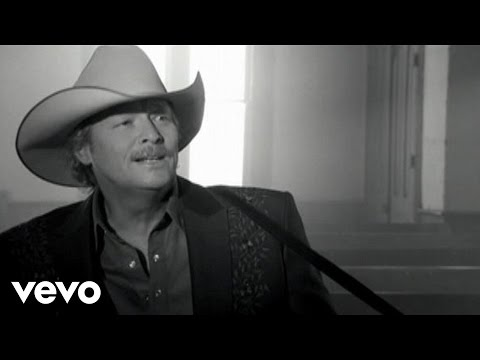 Alan Jackson - Sissy's Song Video
