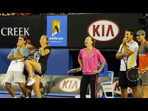 Kids' Day best bits - 2014 Australian Open