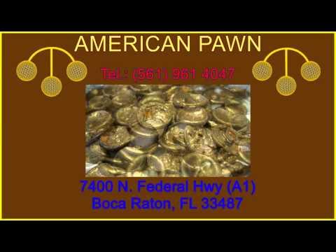 Deerfield Beach, FL: Sell or Pawn Gold, Silver & Platinum Rare Coins & Bars
