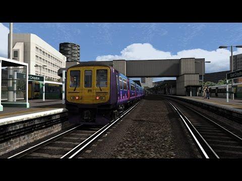 Train Simulator 2016 (Driver Failed) - Class 319 East Croydon to Brighton