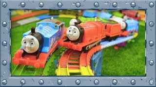 Great Weekend Race with Thomas and Friends ♦ Watch out! Accidents will Happen ♦ Play&Learn #33