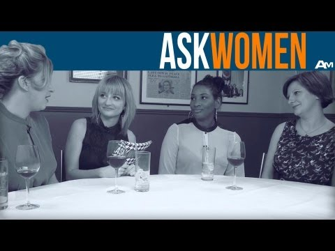 AskWomen: What Women Want From Online Dating