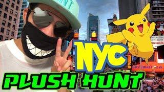 Plush Hunt #2: NYC Anime Stores & Nintendo Store