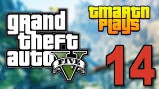 Grand Theft Auto 5 - Part 14 - Buying Property (Let's Play / Walkthrough / Guide)