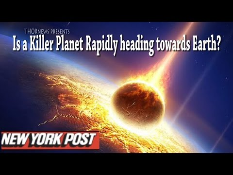 Is a Killer Planet rapidly heading towards Earth?  Asteroids to hit Earth in April?