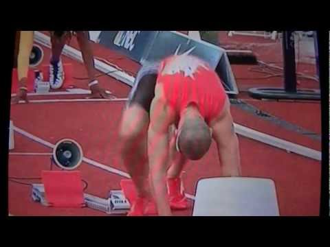 2012 U.S. Olympic trials Men's 400m FINAL