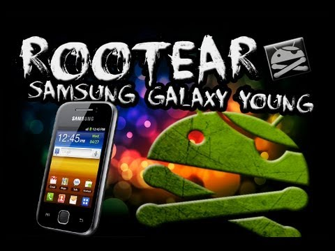 Rootear Samsung Galaxy Young s5360
