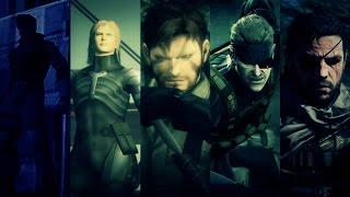 Metal Gear Saga THE MOVIE - Launch Trailer