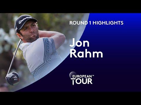 Jon Rahm Highlights | Round 1 | 2019 Mutuactivos Open de España