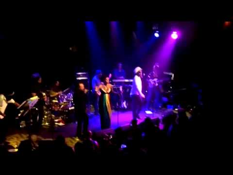 Black Uhuru-Stalk of Sensimilla/Guess who's coming to dinner(live)@TheIndependent 2011
