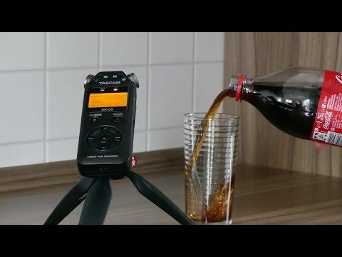 Tascam DR-05 V2 Audio Test / Sound Quality Check