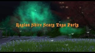 Raglan Shire Scary Toga Party