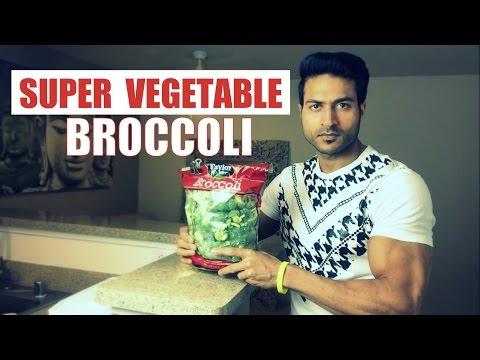 Broccoli - SUPER VEGETABLE | Health Benefits by Guru Mann