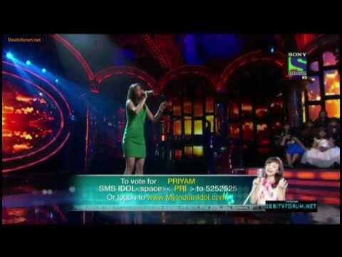 Roz Shaam Aati Thi by Priyam in Indian Idol Junior