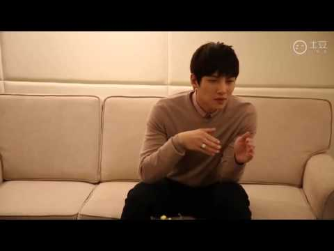Ji Chang Wook - Interview with media in Taiwan 20150906