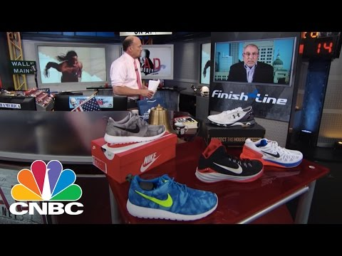 Nike Gain, Finish Line Pain | Mad Money | CNBC