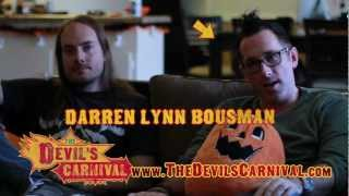 The Devil's Double - THE DEVIL'S CARNIVAL: A special message from Darren and Terrance