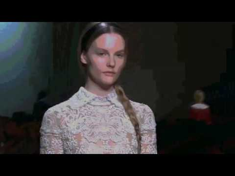 Valentino | Fall Winter 2013/2014 Full Fashion Show | Exclusive