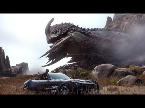 FINAL FANTASY XV Trailer [FR]