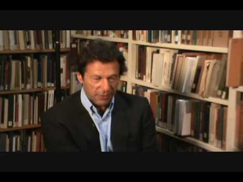 with Ghida Fakhry on Pak-US relations Part 2: Video by Imran Ghazali
