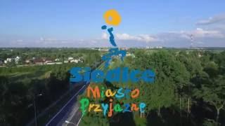 Siedlce - film z powietrza [drolot.pl]