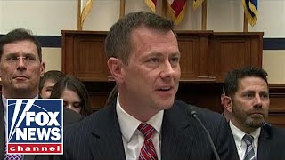 Texts between FBI's Strzok and Page draw investigator focus